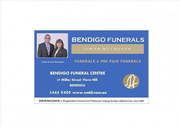 Bendigo Funerals  (Simon Mulqueen – Prop.)