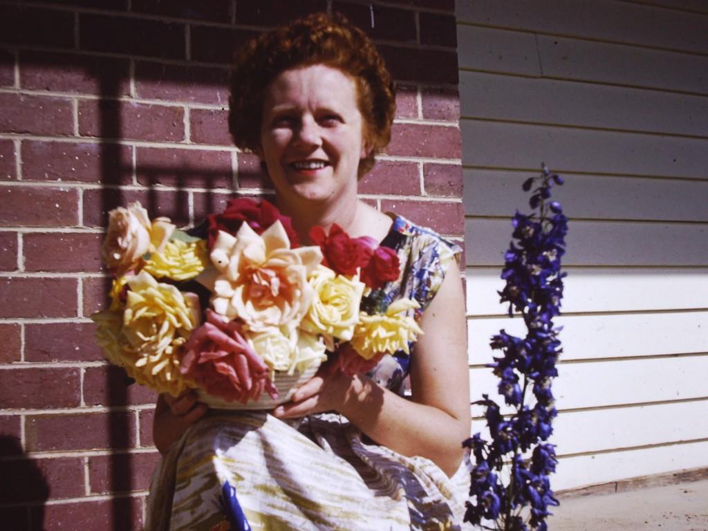 Audrey Catherine TRIMBLE