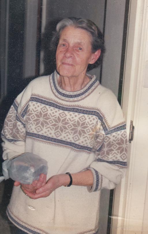 Dorothy O'Brien