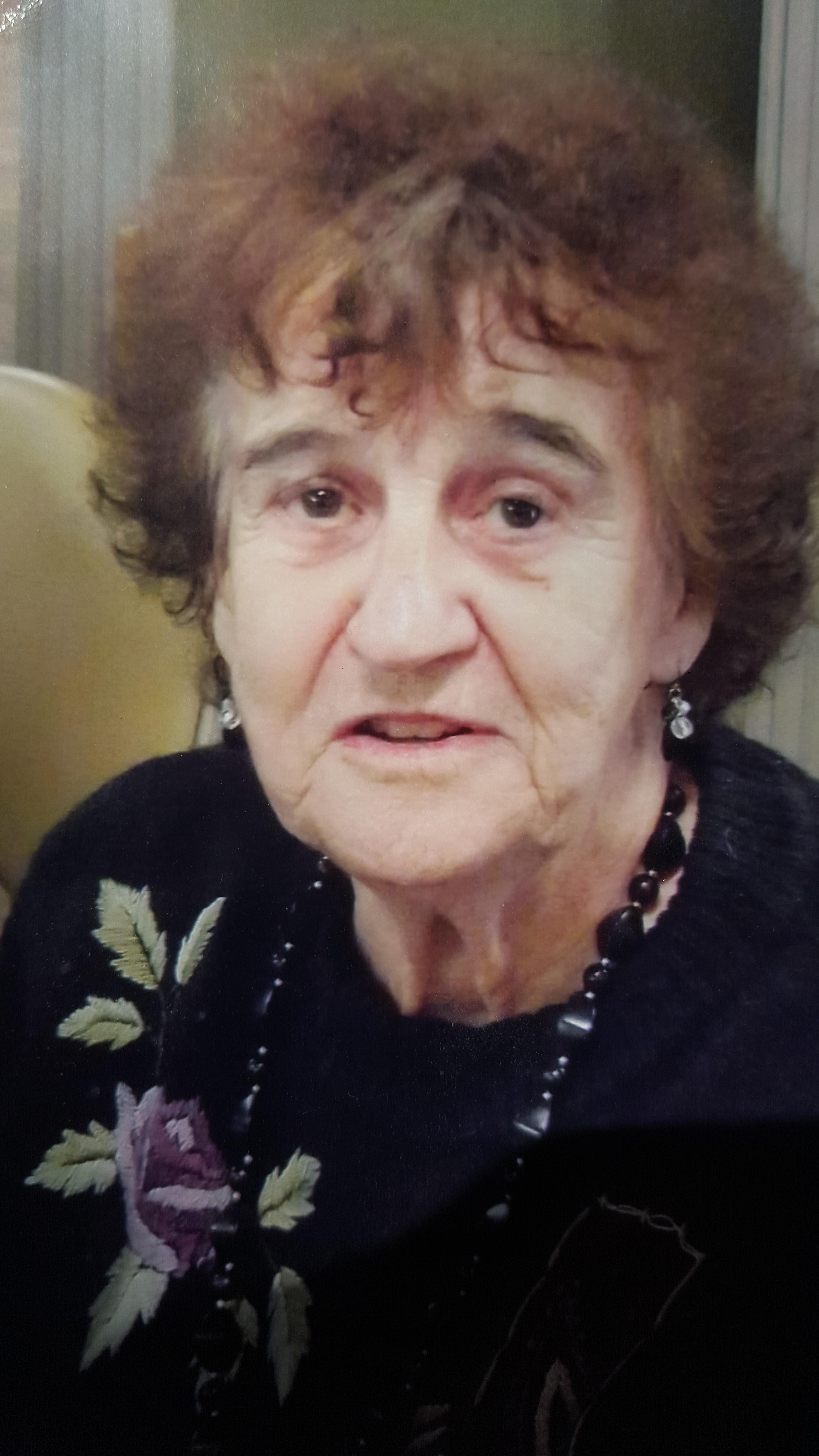 Betty May McGrath