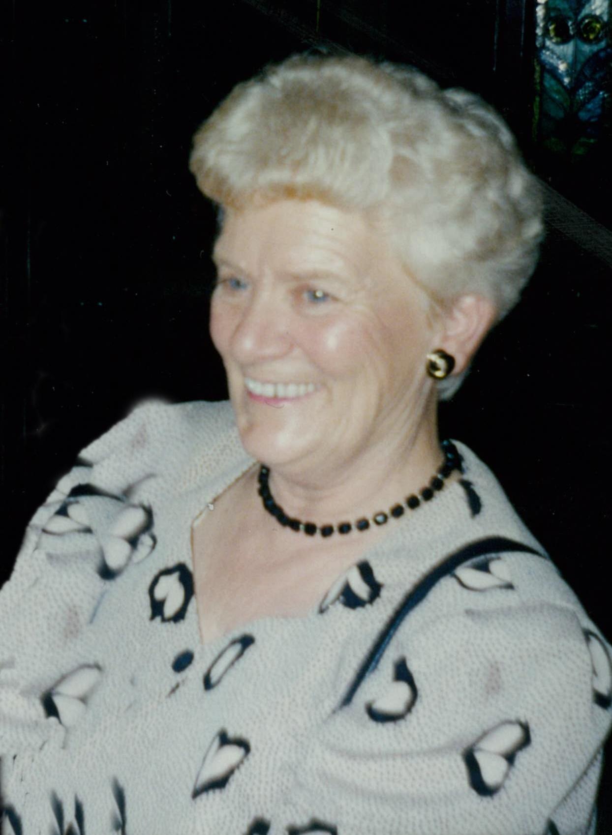 Ruth Veronica Westrup