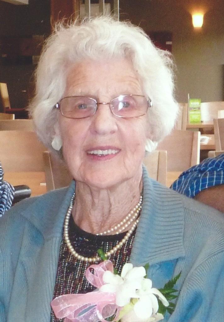 Mavis Ellen Stafford
