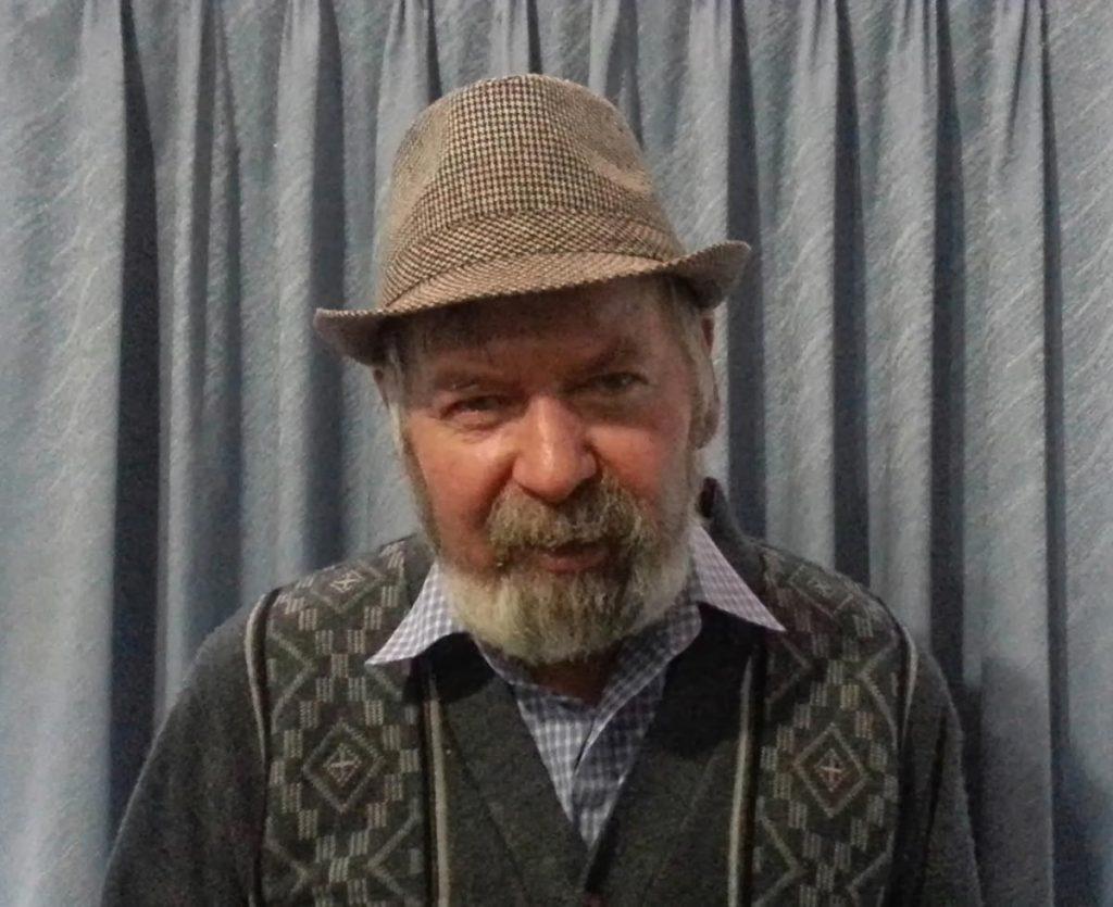 Laurence Ian MORGAN