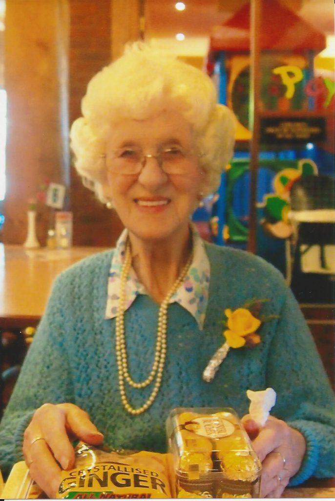 Norma Bedford