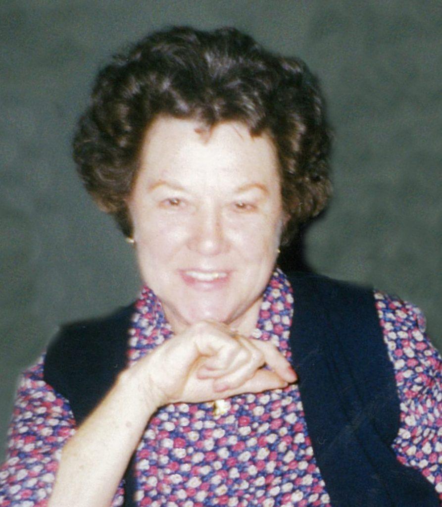 Mary Ellen Broadbent