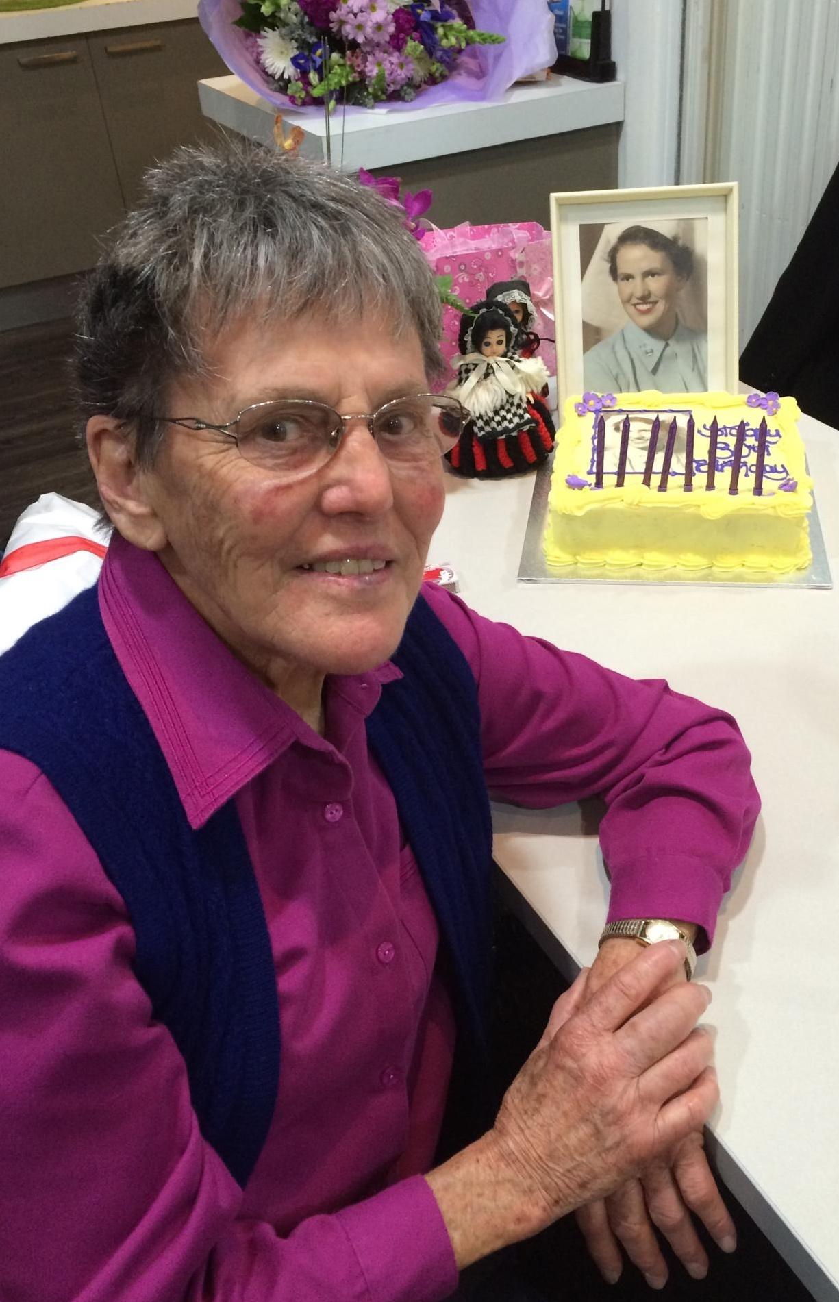 Beryl MITCHELL