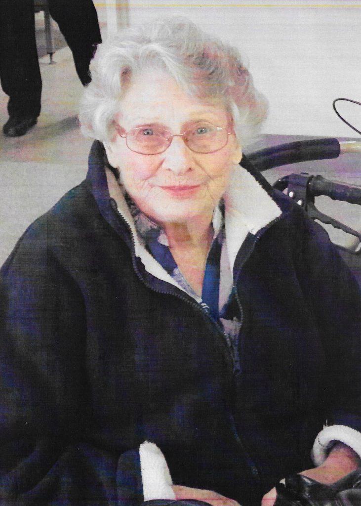 Mary Bracken