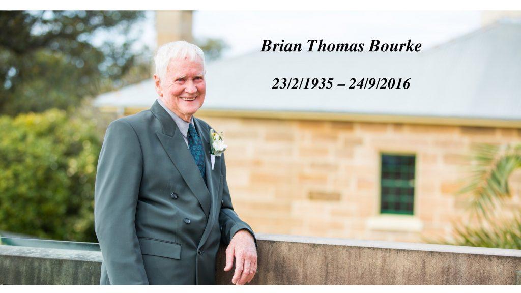 Brian Bourke