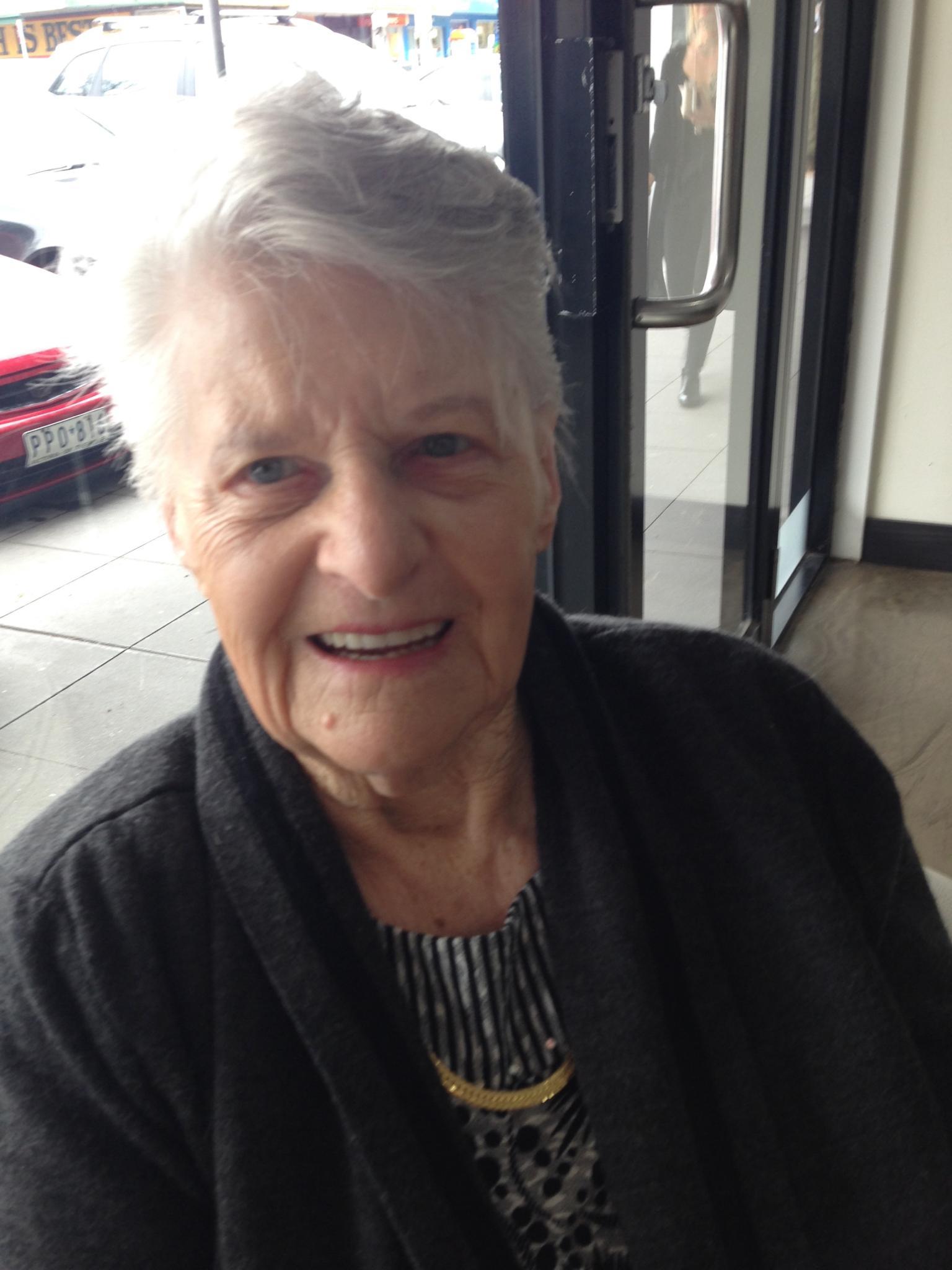 Gwenyth Mary Martin