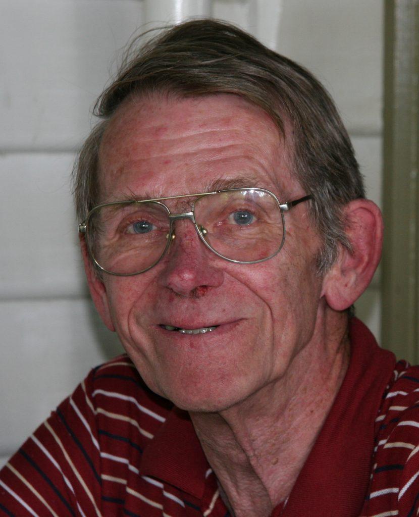 Robin Geoffrey BROWN