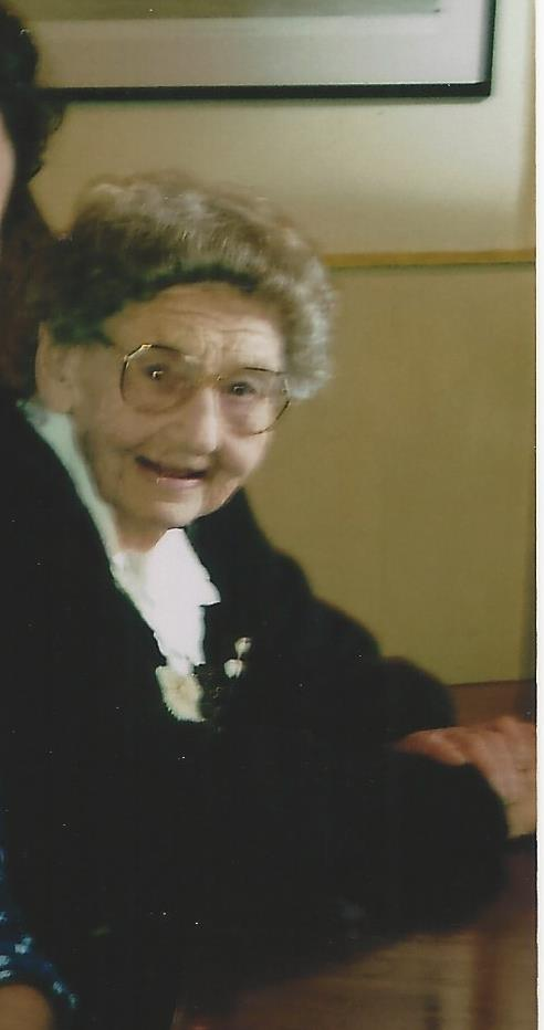 Patricia Blamey