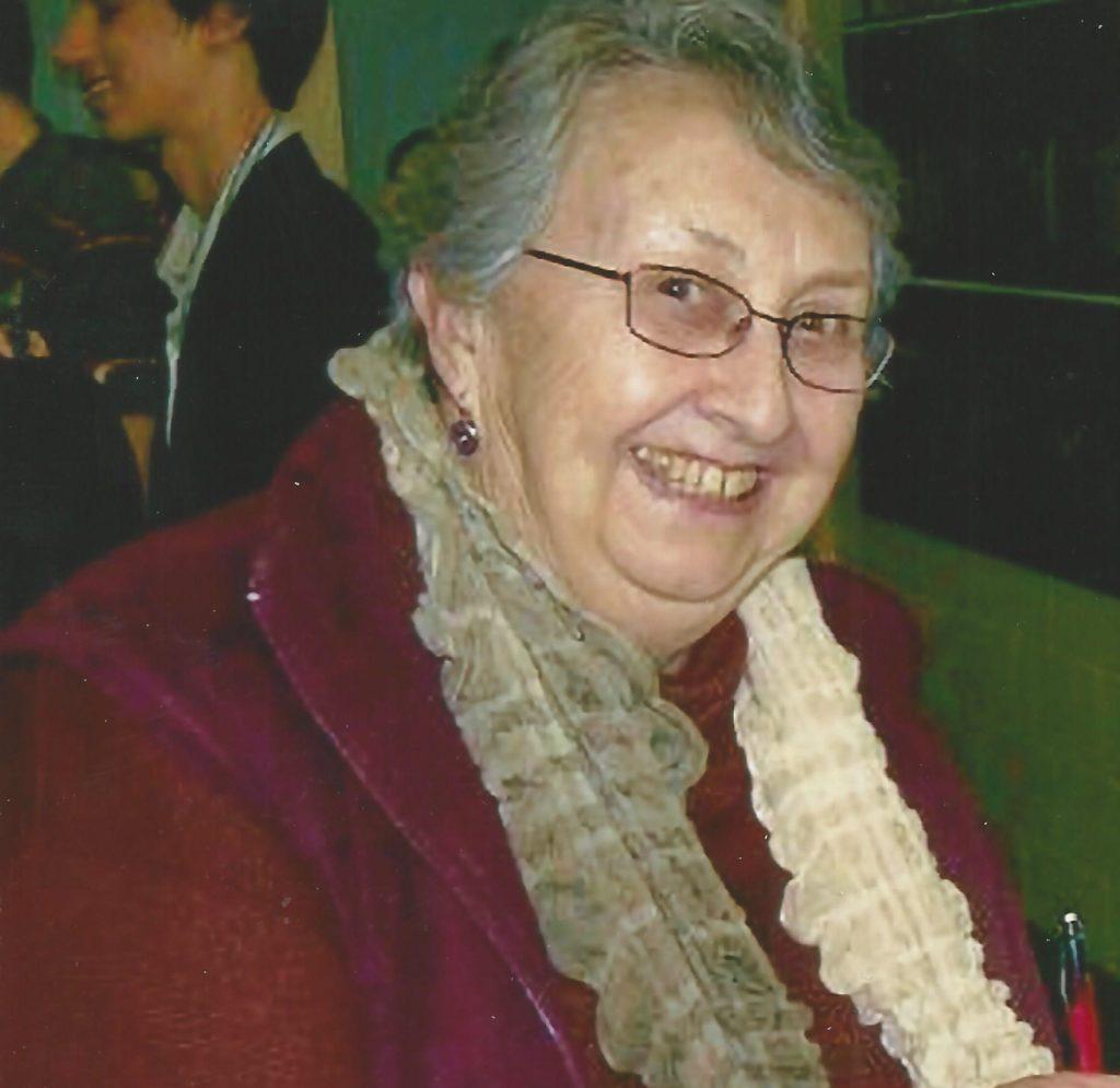 Patricia Marian McClintock .