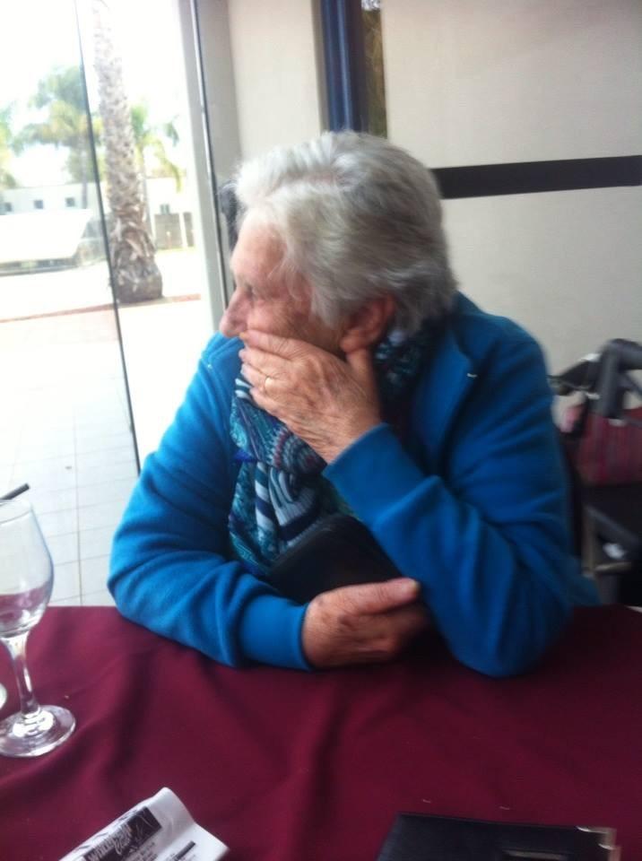 Marjorie Dunstall