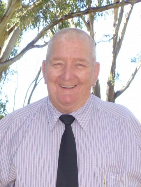 Brian Heward