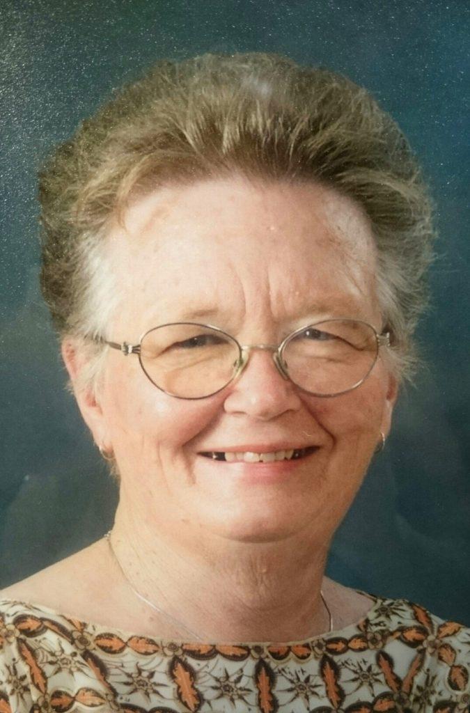 Pamela Anne Matthews