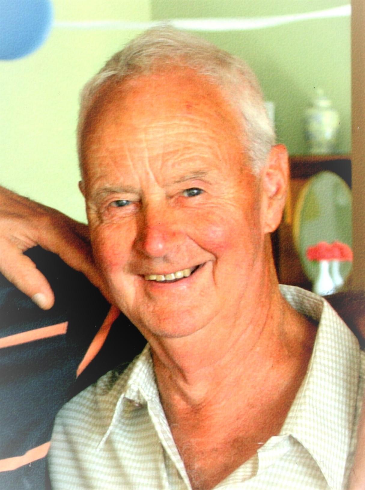 Raymond Keith Harrison