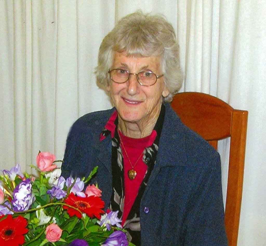 Irene Mary  NORMAN