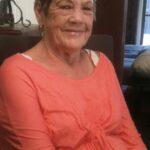 Funeral notice of Georgina FEDLEY