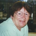 Funeral notice of Hannelore Knihinizkij