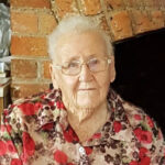 Funeral notice of Jean Fisher