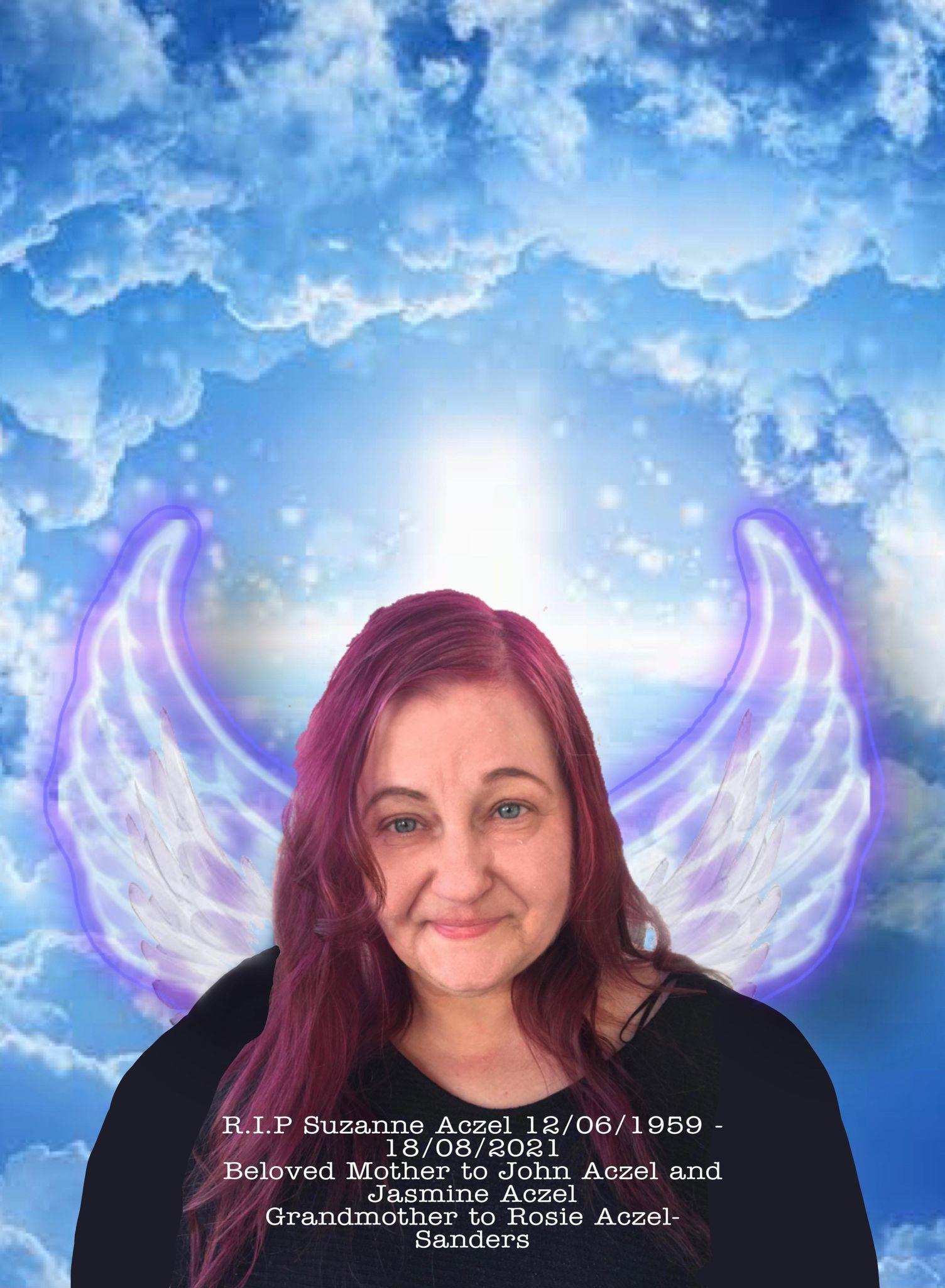 A Tribute for Suzanne Elizabeth ACZEL by Tom Aczel